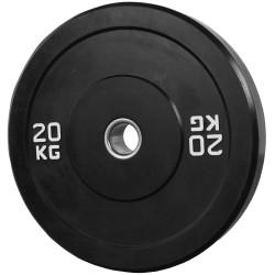 cPro9 Olympic Bumper Vægtskive 20kg (1 stk)