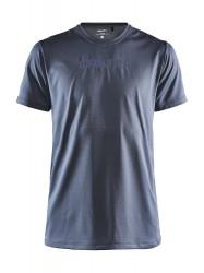 Craft Core Essence T-shirt Herre, asfalt