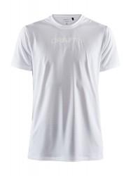 Craft Core Essence T-shirt Herre, hvid