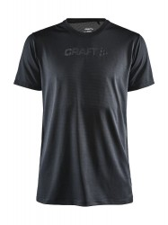 Craft Core Essence T-shirt Herre, sort