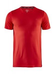 Craft Fuseknit Light T-shirt Herre, rød