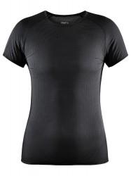 Craft Pro Dry Nanoweight T-shirt Dame, sort