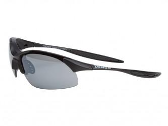 Demon Occhiali Demon 832 DCHANGE - Løbe- og cykelbrille med 3 linser - Matsort