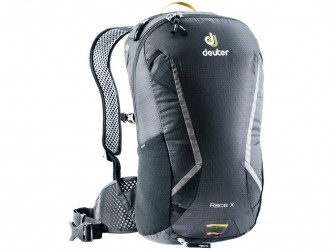 Deuter Race X - Rygsæk - 12 liter - Sort