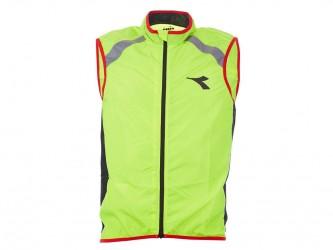 Diadora - Cykel Vest Padova - Str. XL - Yellow fluo