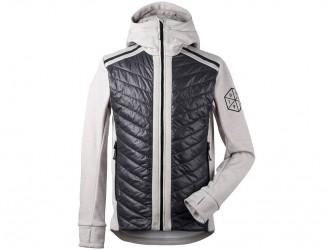 Didriksons Zuko Mens Jacket - Hybridjakke herre - Grå - Str. XL