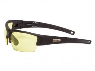 Diverse Smashed By Munks X-Rage - Løbe- og cykelbriller - 3 sæt linser - Matsort