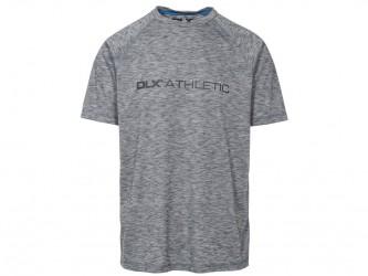 DLX Striking - T-Shirt - Quickdry - Grå - Str. S