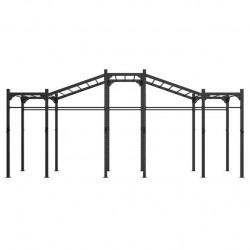 Eleiko Freestanding 7,2m XF 80 Rig w/ Monkeybars/Rings/ropes