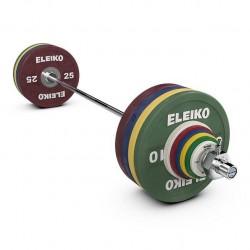 Eleiko Performance Set, NxG - 190 kg, men, coloured
