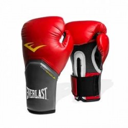 Everlast Elite Pro Style Glove, red, Everlast