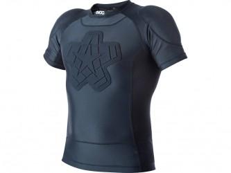 EVOC Enduro - T-shirt med skudre- og brystbeskyttelse - Str. S - Sort