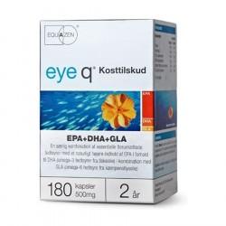 Eye Q Fiskeolie 180 Kapsler