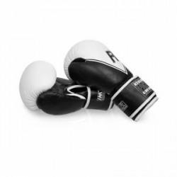 Fighter Boxhandske Inception Junior, svart/vit, Fighter