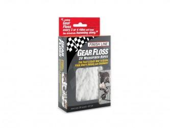 Finish Line Rensesnøre Finish Line Gear Floss til kassetter og gear dele