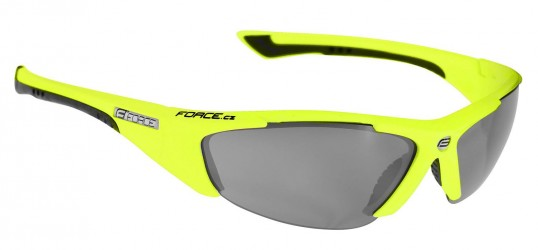 Force Lady cykelbriller fluo