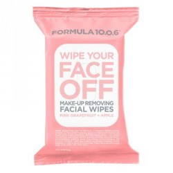 Formula 10.0.6 Wipe your Face of 25 stk.