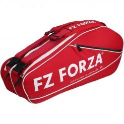 FZ FORZA Star Badmintontaske - Rød