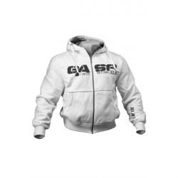 GASP 1,2 lbs Hoody Hvid