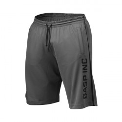 Gasp no.89 mesh shorts grey