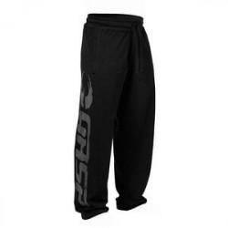 Gasp Sweat Pants, black, GASP