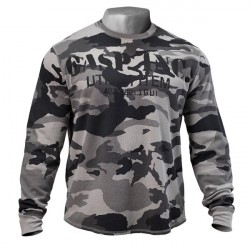 Gasp Thermal Gym Sweater Tactical Camo