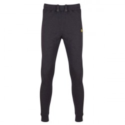 Golds Gym Fitted Jog Pants - Charcoal Marl
