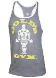 Golds Gym Muscle Joe Contrast Stringer