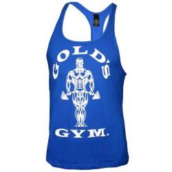 Golds Gym Stringer Tanktop - Royal