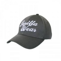 Gorilla Wear Laredo Flex Cap, grey, Gorilla Wear