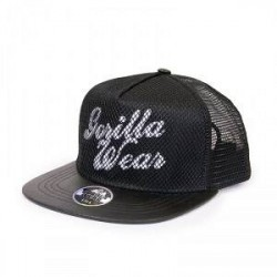 Gorilla Wear Mesh Cap, svart, Gorilla Wear