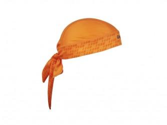 GripGrab Bandana 5025 - Hjelmhue - Orange - One Size