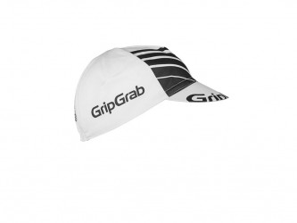 GripGrab Cycling Cap 5010 - Cykelkasket - Hvid - One Size