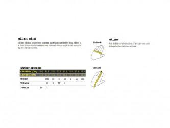 GripGrab Cykelhandsker vinter GripGrab Windster str. XL (11)