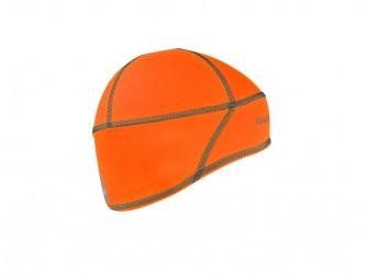 GripGrab Lightweigt Thermal Skull Cap - Hjelmhue - Hi-Vis Orange - Str. 60-63 cm