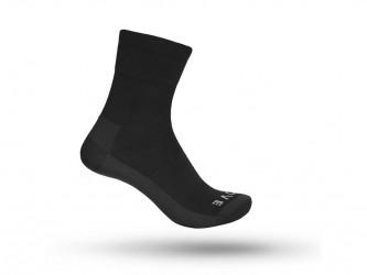 GripGrab Merino Lightweight Sock SL 3015 - Cykelstrømpe - Sort - Str. M
