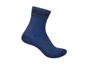 GripGrab Merino Winter Sock - Cykelstrømper - Navy blå - Str. 38-41