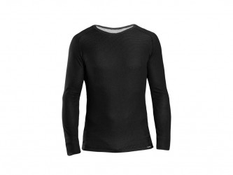 GripGrab Ride Thermal Base Layer - Svedundertrøje L/Æ - Sort - Str. M