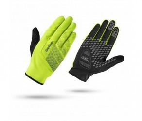 GripGrab Ride Windproof Hi-Vis Glove 1067- Cykelhandske - Neon Gul