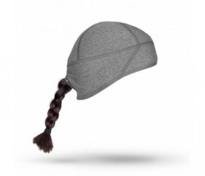 GripGrab Skull Cap - Dame hjelmhue - Grå