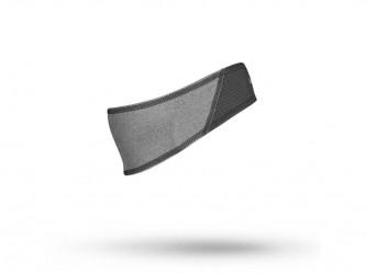 GripGrab Windproof headband - Dame cykelpandebånd - Grå - Str. M