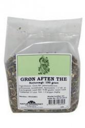 Grøn aften te - 100g - Natur Drogeriet