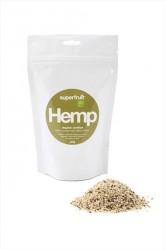 Hampe frø afskallede (hemp seed) Ø 200 gram