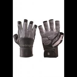 Harbinger Bioform Wrist Wraps Gloves Grey