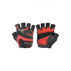 Harbinger FlexFit Fitness Gloves Black/Red