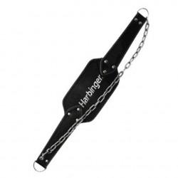 Harbinger Leather Dip Belt