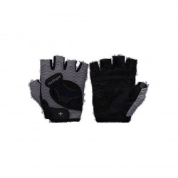 Harbinger Women's FlexFit Gloves - Black/Grey