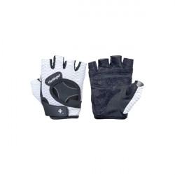 Harbinger Womens FlexFit Gloves White