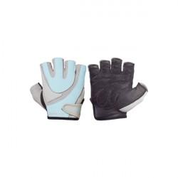 Harbinger Womens Training Grip Blue/Grey