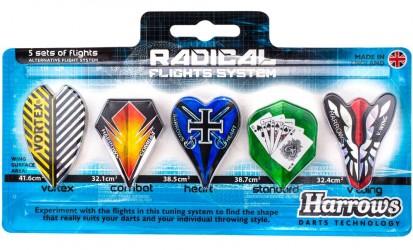 Harrows Flight Radical Flight Tuning Kit